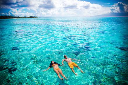 best wedding photographer in Tahiti